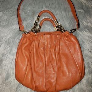 Michael Kors Orange Handbag